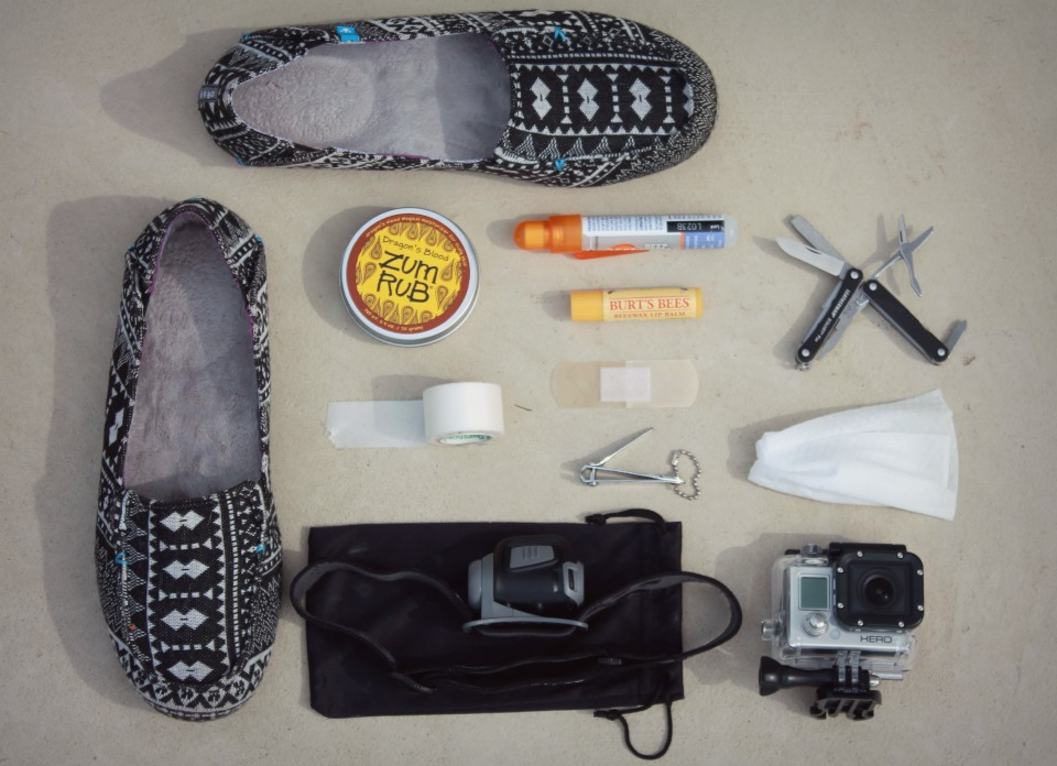 What to Keep in your Rock-Climbing Bag