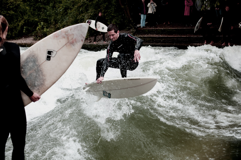 How to River Surf in Germany with Soren Heil