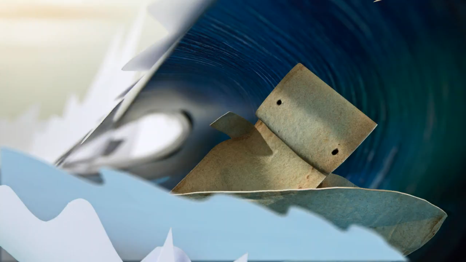 Much Better Now - Incredible Surfing Animation