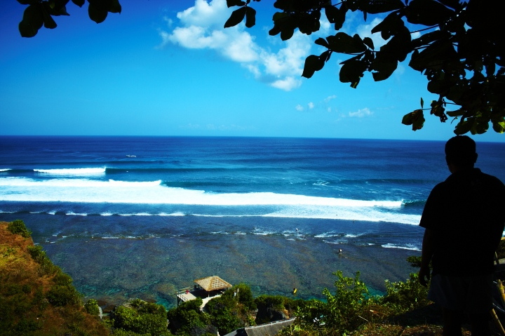 How much money would it take for you to not surf for a year?