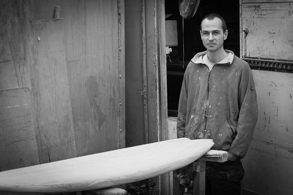 Cleaner Lines, More Sustainable Surfboards, pt. 2